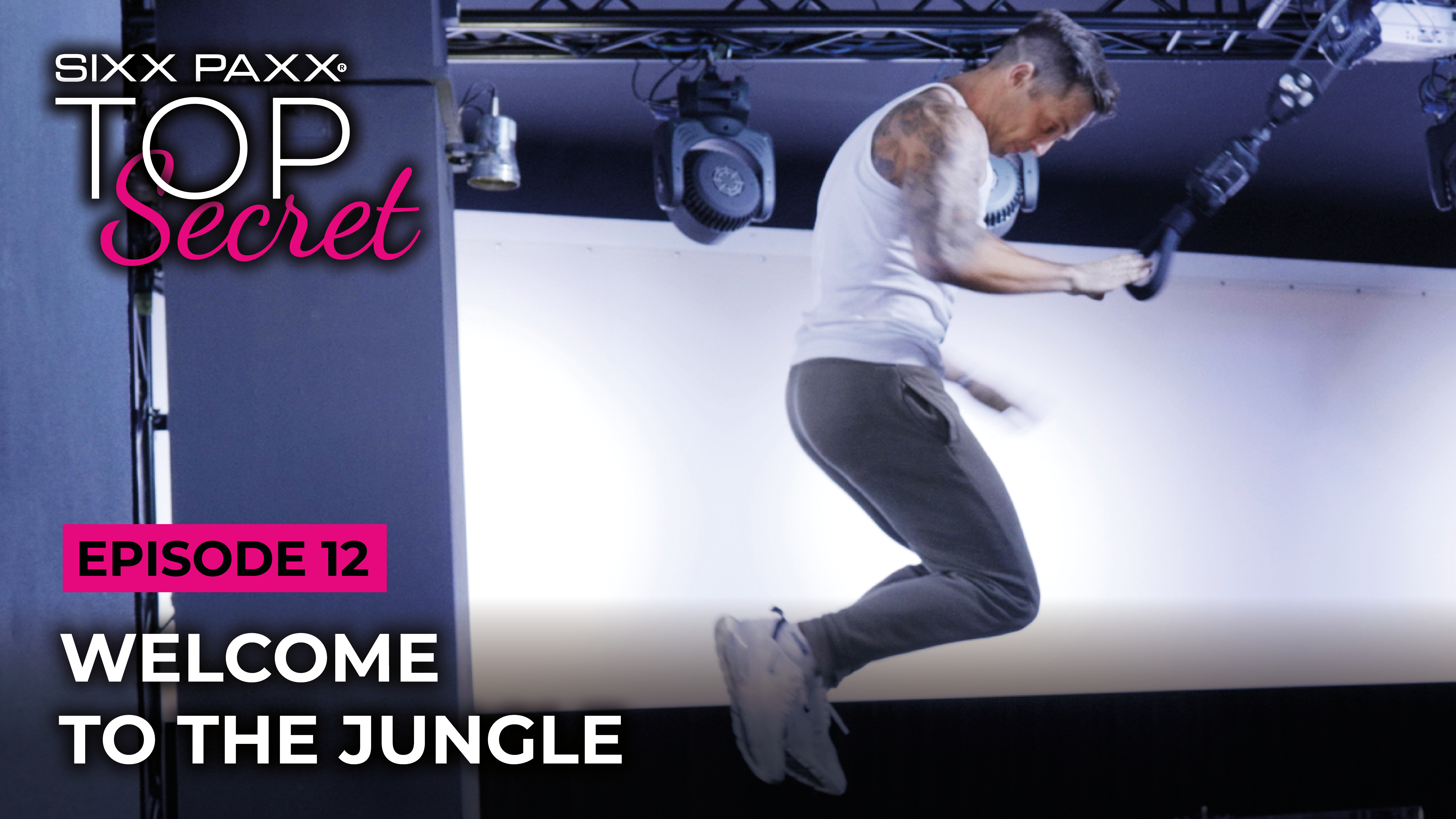 Welcome to the Jungle - Virtual Sixx Paxx