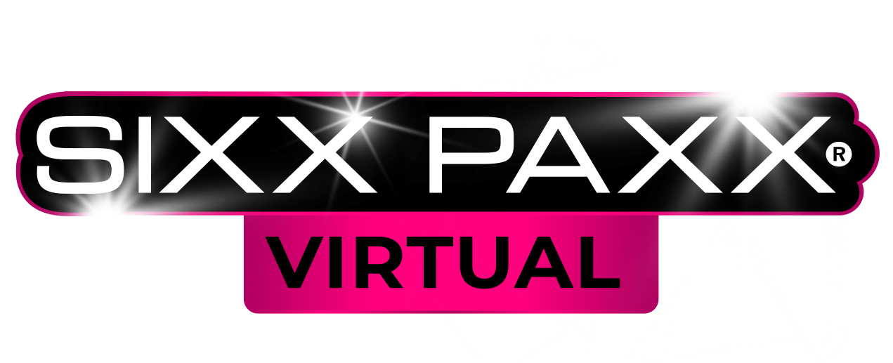 Virtual Sixx Paxx Logo